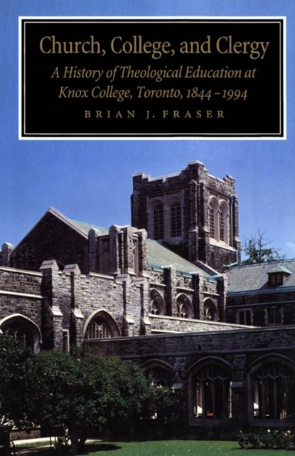 (ebook) Church, College, and Clergy