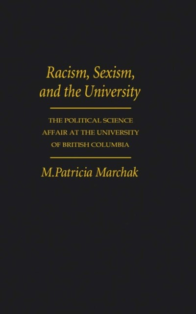 (ebook) Racism, Sexism, and the University