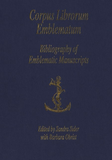 (ebook) Bibliography of Emblematic Manuscripts