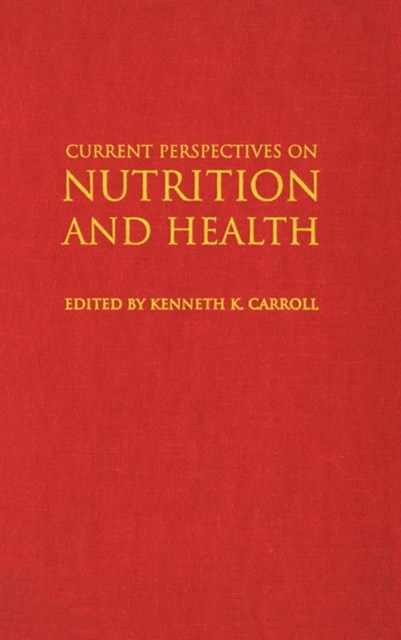 (ebook) Current Perspectives on Nutrition and Health