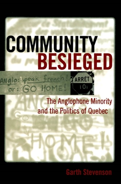 (ebook) Community Besieged