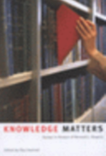 (ebook) Knowledge Matters