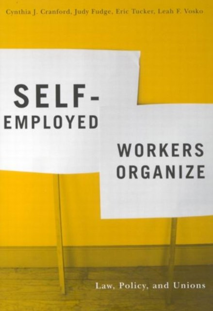 (ebook) Self-Employed Workers Organize