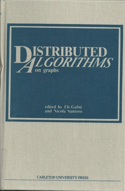 (ebook) Distributed Algorithms on Graphs