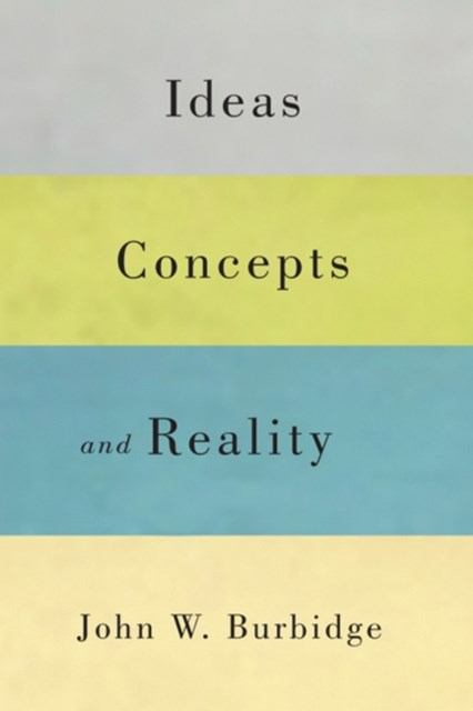 (ebook) Ideas, Concepts, and Reality