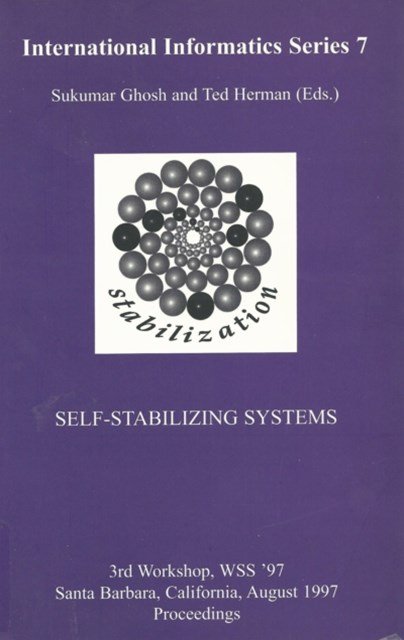 (ebook) Self-Stabilizing Systems