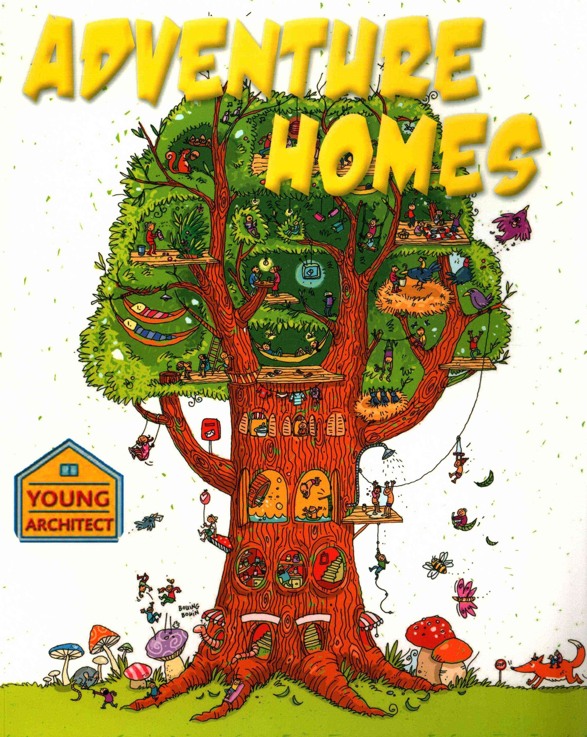 Adventure Homes - Young Architect