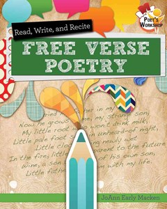 Read Recite and Write Free Verse Poems - Poets Workshop