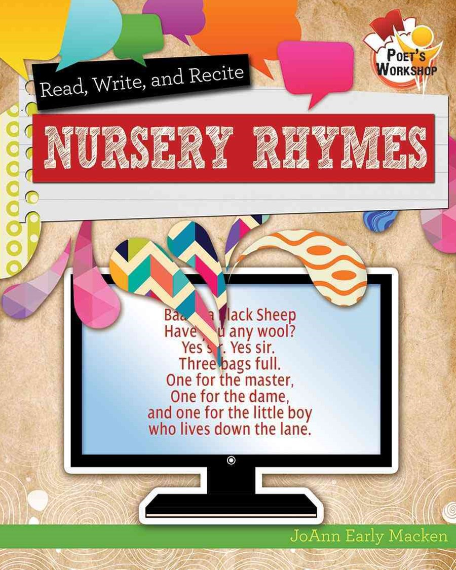 Read Recite and Write Nursery Rhymes - Poets Workshop