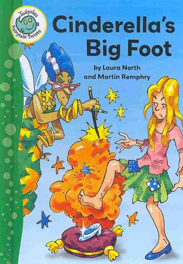 Cinderella's Big Foot