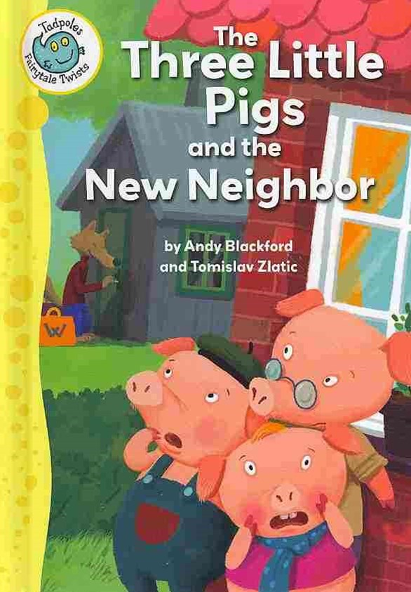 The Three Little Pigs and the New Neighbor