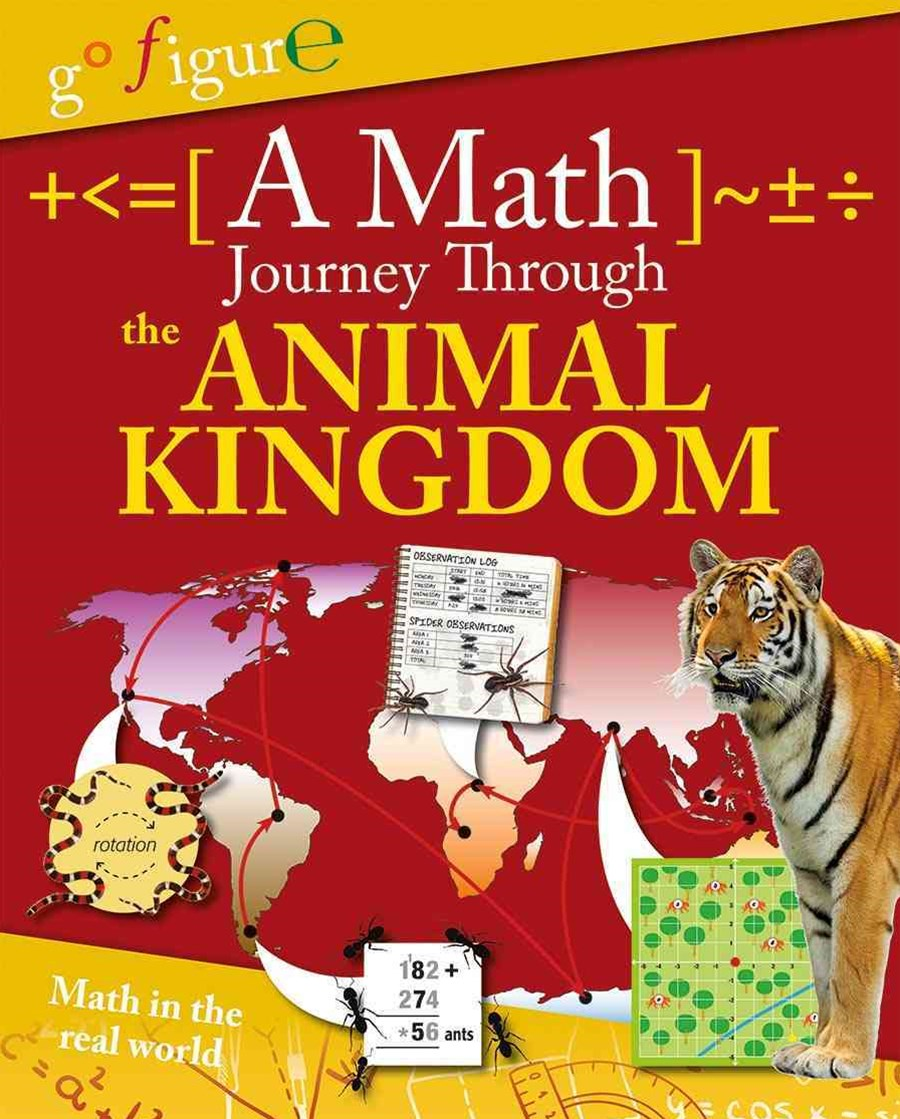 A Math Journey Through the Animal Kingdom