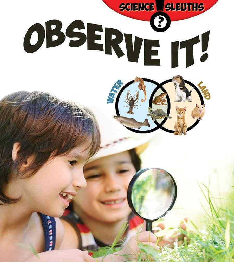 Observe It - Science Sleuths