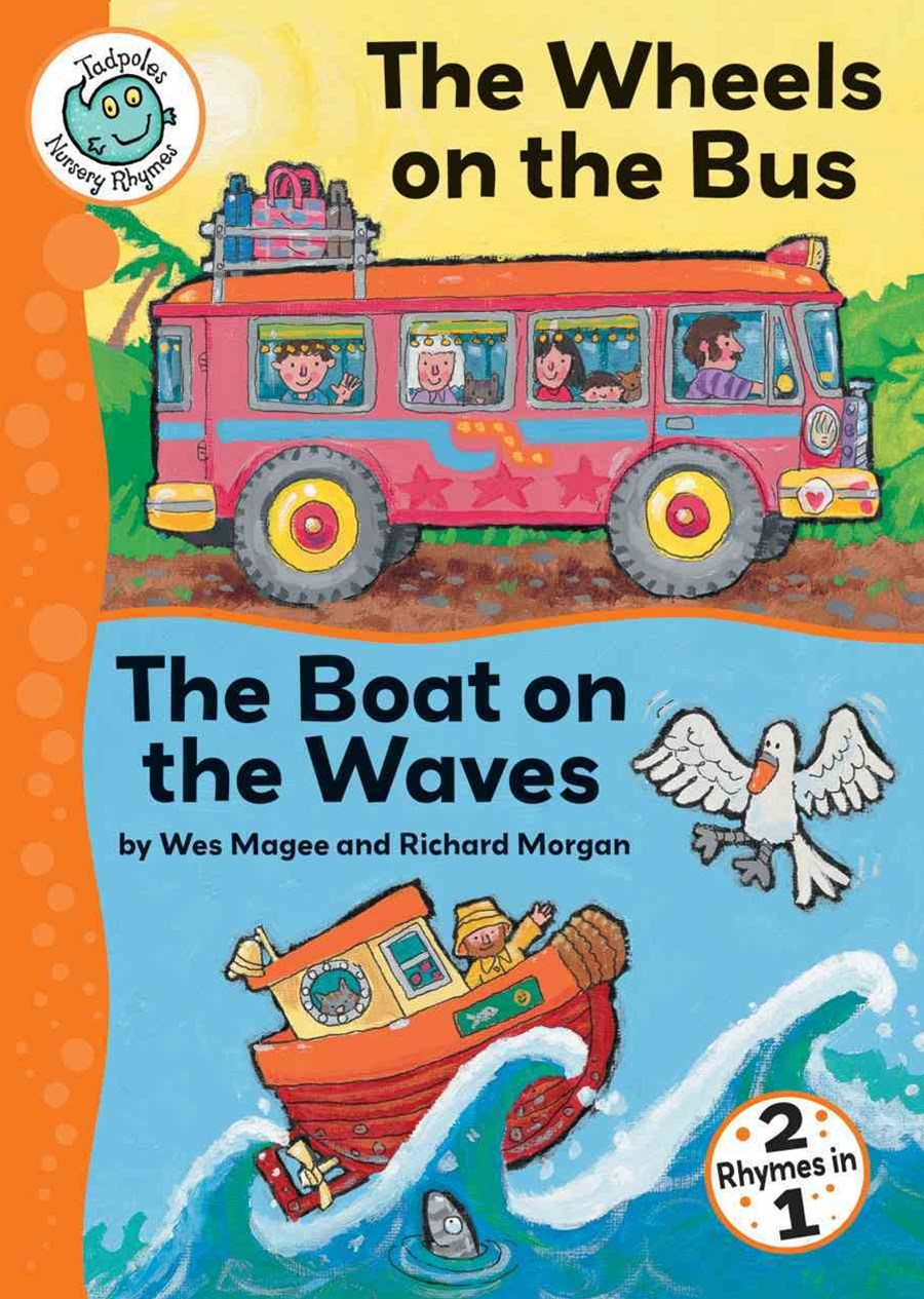 The Wheels on the Bus - The Boat on the Waves