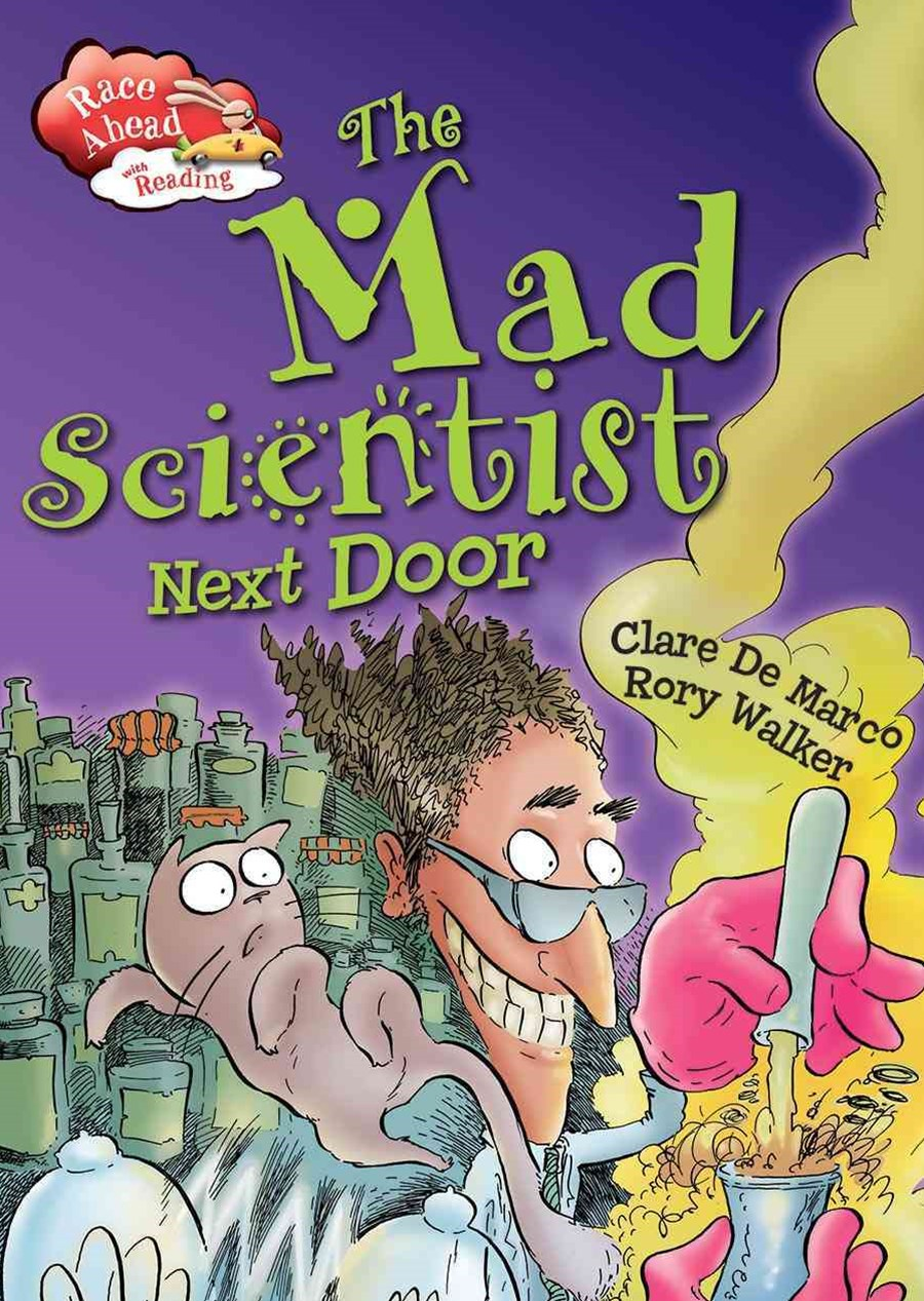The Mad Scientist Next Door