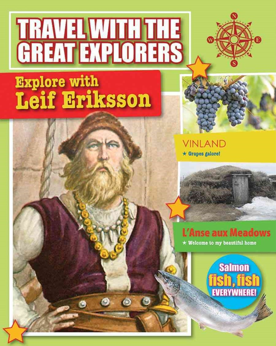 Explore With Leif Eriksson - Travel With Great Explorers