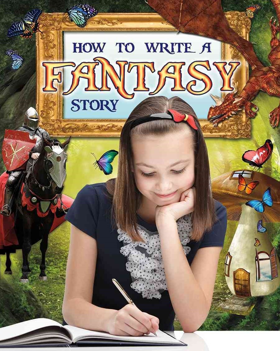 How to Write a Fantasy Story -  Text Styles