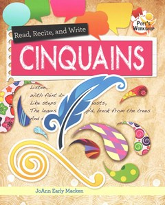 Read, Recite, and Write Cinquains