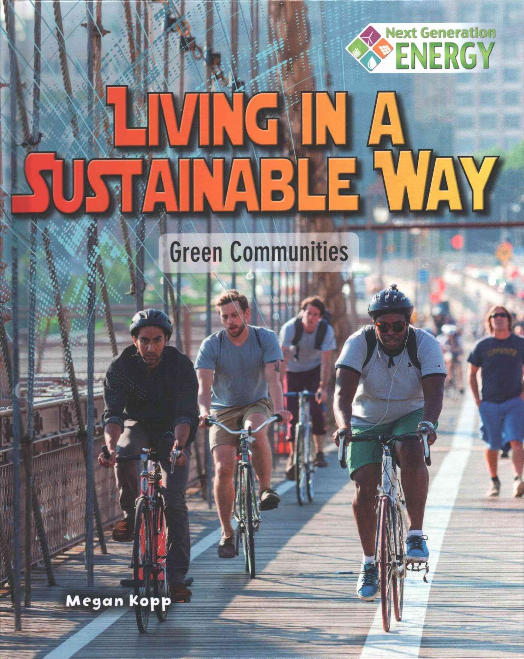 Living in a Sustainable Way