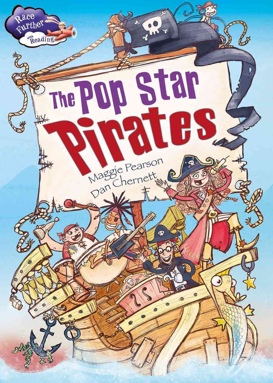 The Pop Star Pirates