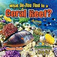 What Do You Find in a Coral Reef? - Ecosystems Close-Up