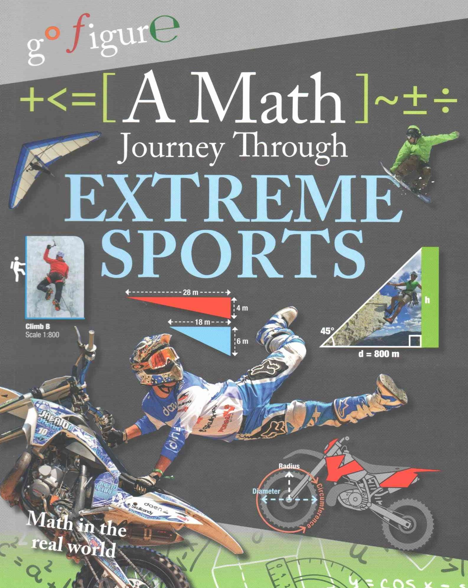 A Math Journey Through Extreme Sports