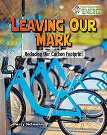 Leaving Our Mark: Reducing Our Carbon Footprint - Next Generation Energy
