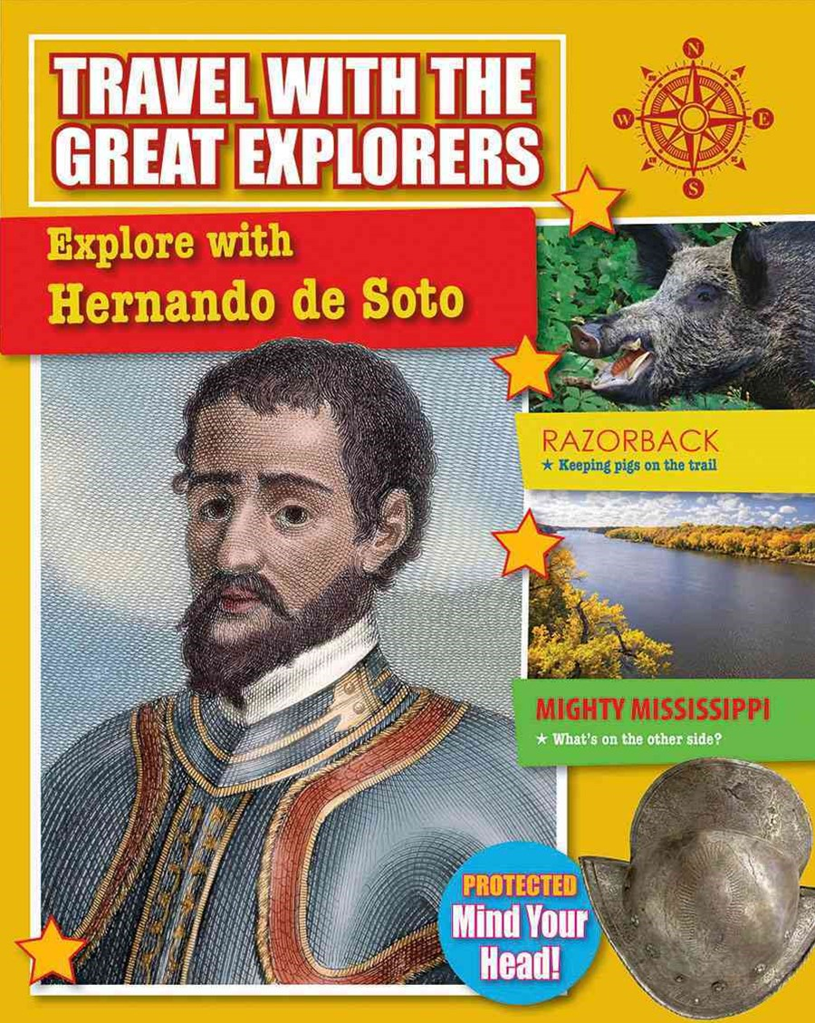 Explore with Hernando de Soto