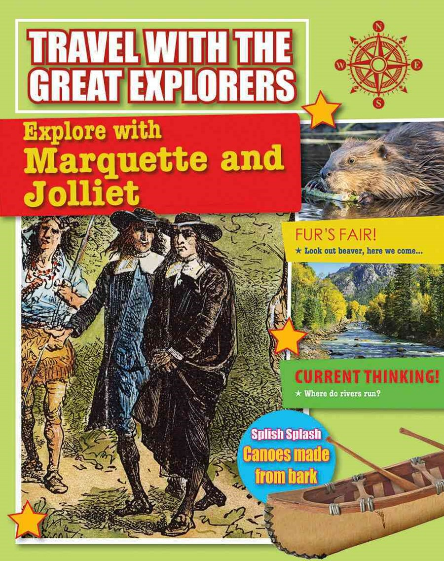 Explore with Marquette and Jolliet