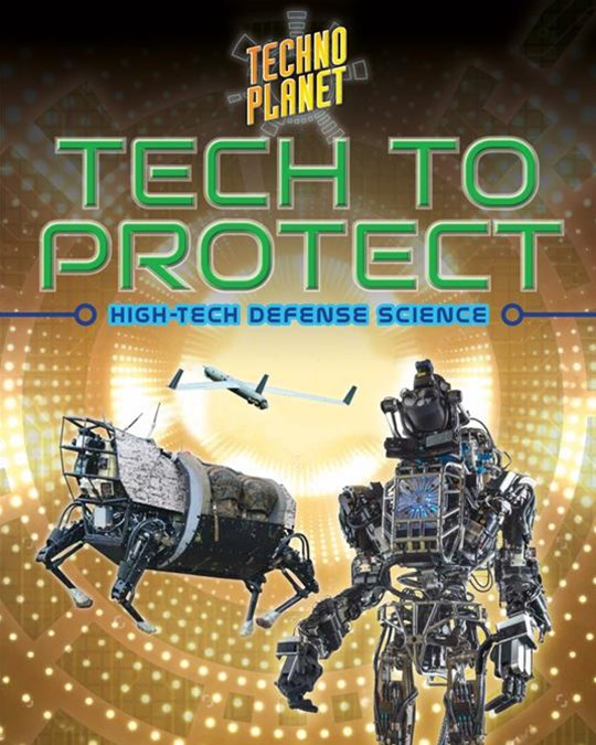 Tech to Protect - Techno Planet