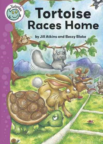 Tortoise Races Home