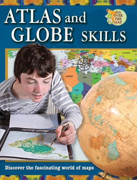 Atlas and Globe Skills - All Over The Map