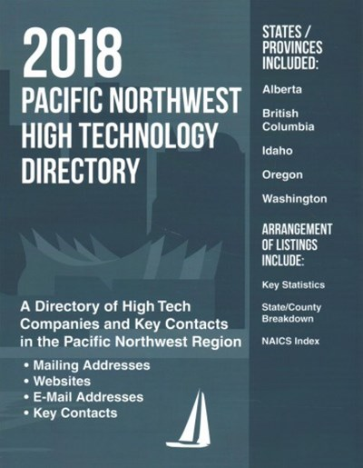 Pacific Northwest Directory 2018