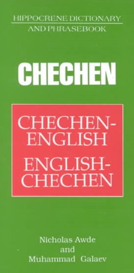 Chechen Dictionary and Phrasebook