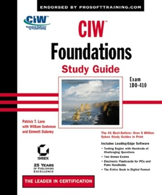 (ebook) CIW Foundations Study Guide