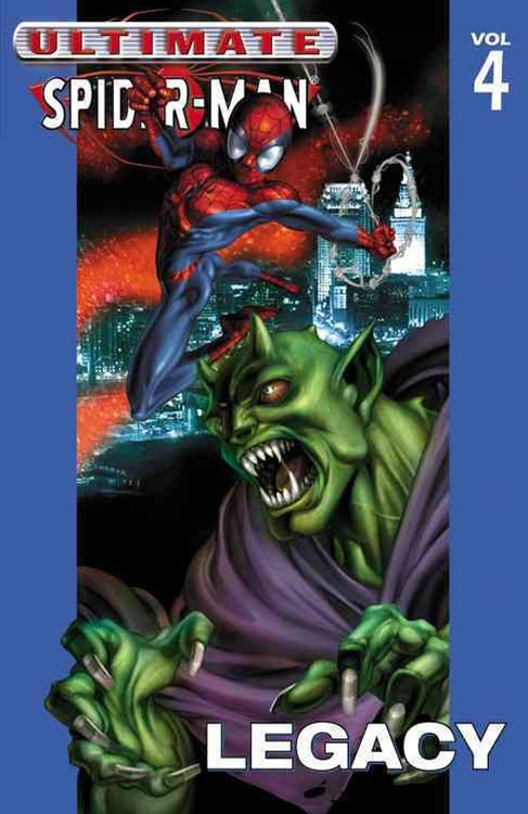 Ultimate Spider-Man - Volume 4
