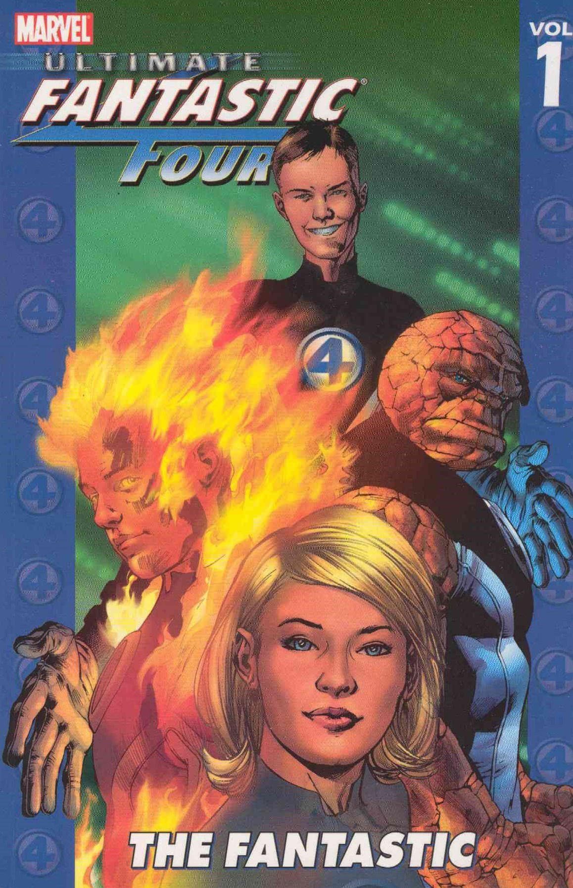 Ultimate Fantastic Four - Volume 1