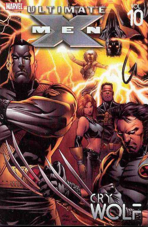 Ultimate X-Men - Volume 10