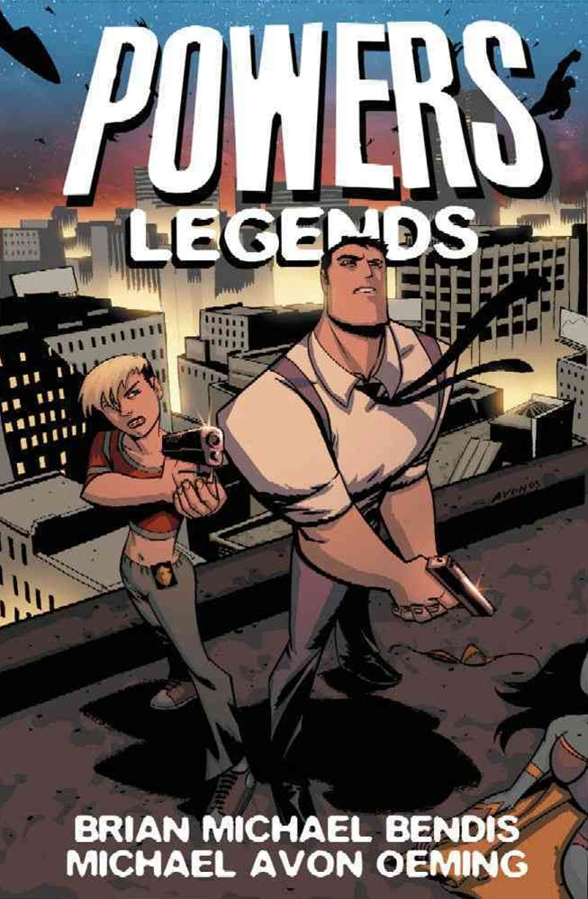 Powers - Volume 8