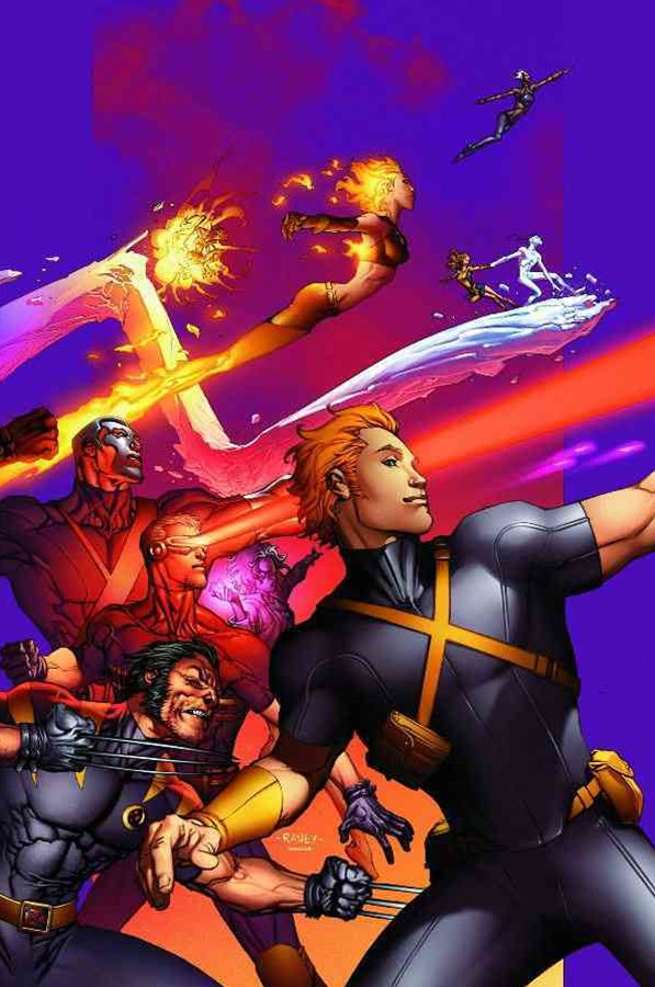 Ultimate X-Men - Volume 15