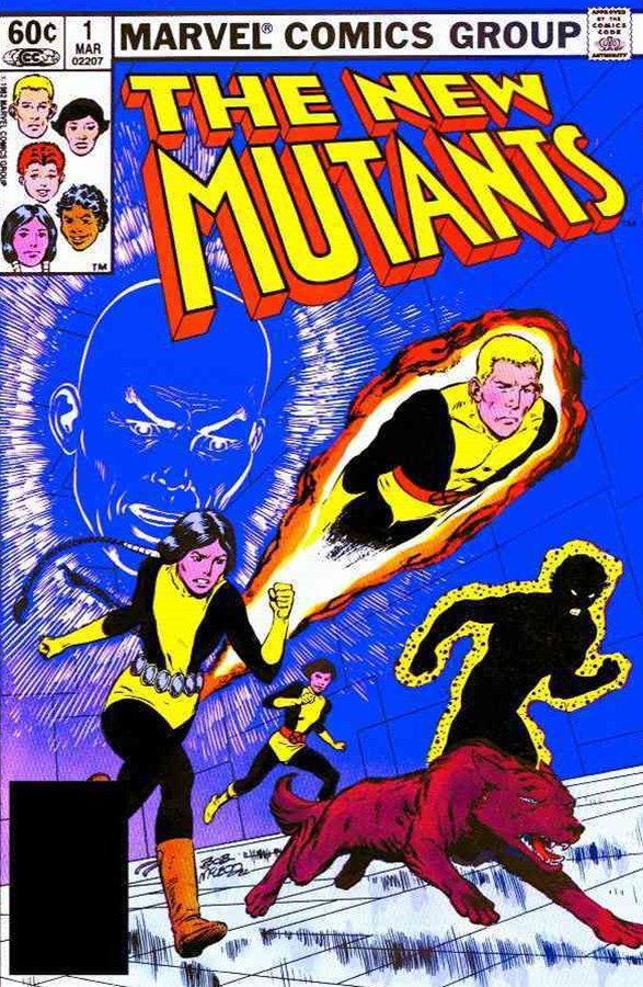 New Mutants Classic - Volume 1