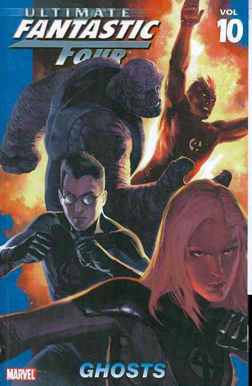 Ultimate Fantastic Four - Volume 10