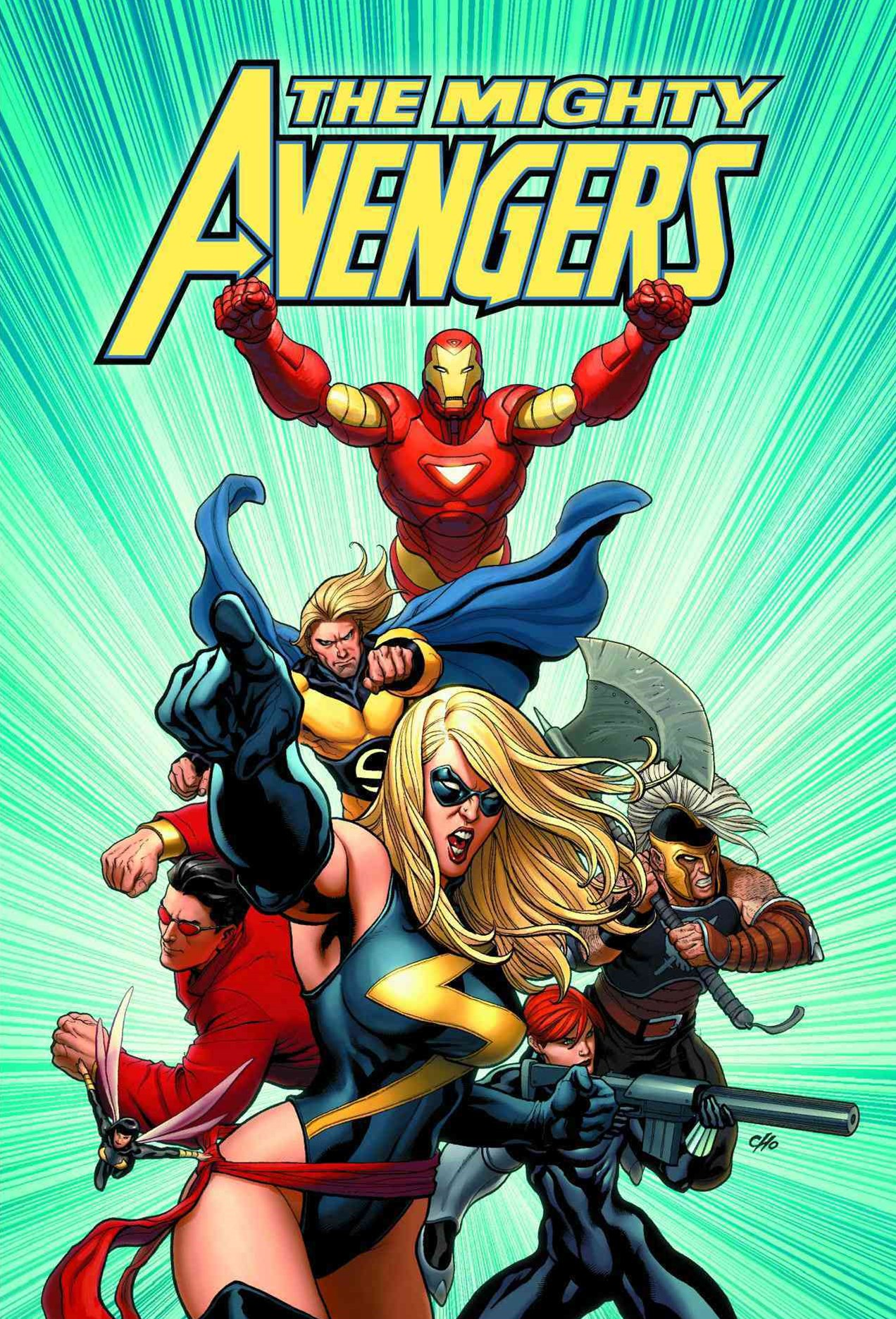 Mighty Avengers Assemble