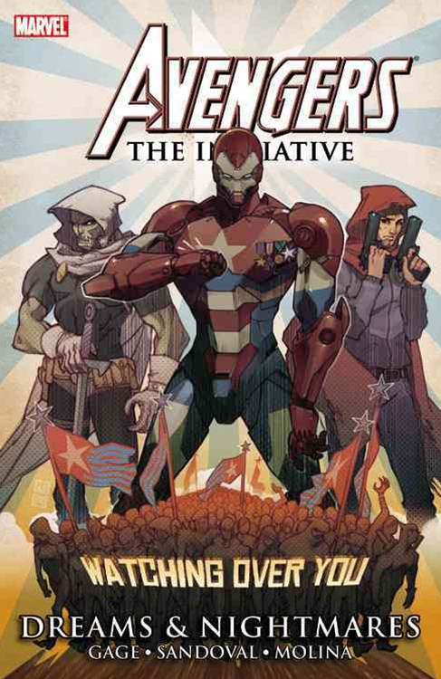 Avengers - The Initiative