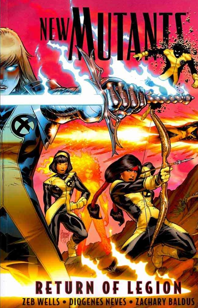 New Mutants - Volume 1