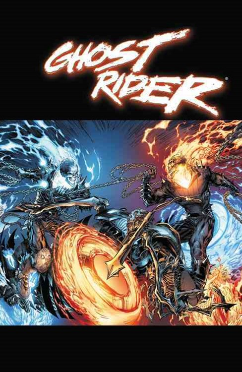 Ghost Rider by Jason Aaron