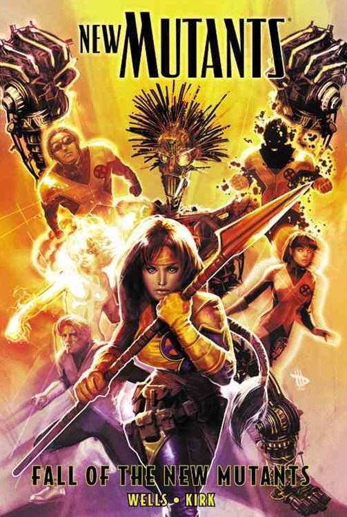 New Mutants - Volume 3