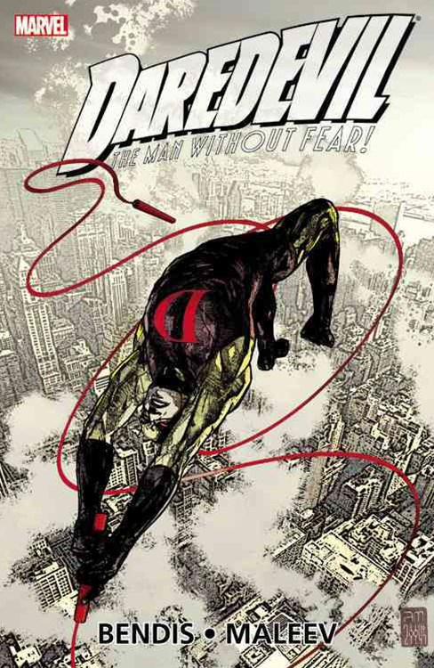 Daredevil by Brian Michael Bendis and Alex Maleev Ultimate Collection