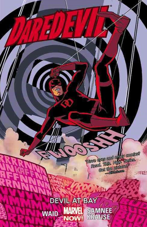 Daredevil Volume 1 Devil at Bay