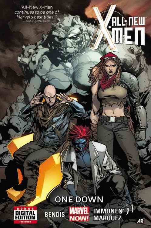 AllNew XMen Volume 5: (Marvel Now)